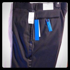 NWT Perry Ellis Men's Tuxedo Pants